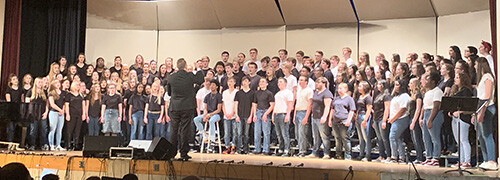 Charles City High School Choir