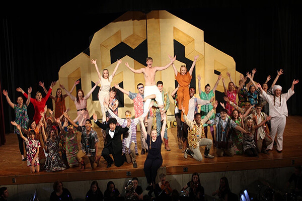 charles city high school musicals